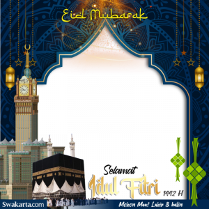 Download Bingkai Foto Twibbon Idul Fitri 2021