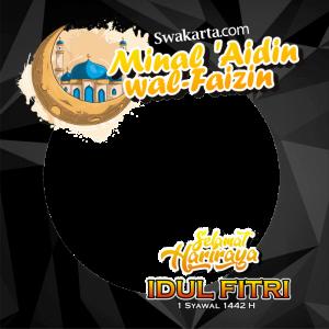 Download Twibbon Selamat Idul Fitri 2021