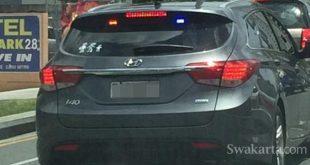 Bahaya Stiker Mobil