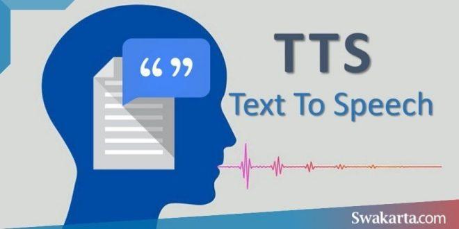 Aplikasi pembaca teks