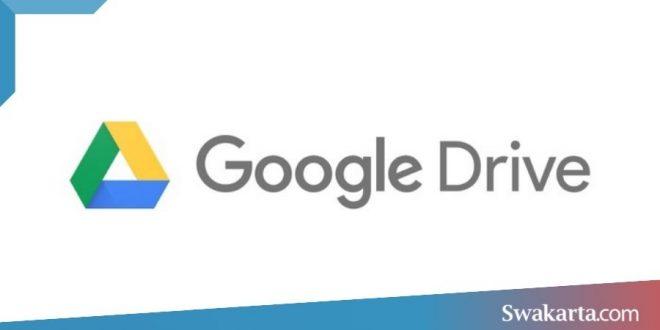 cara mengunci google drive
