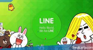 download tema line gratis